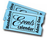Mendocino events