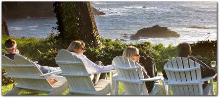 Click for more information on Agate Cove Inn - Oceanfront Mendocino Bed and Breakfast.