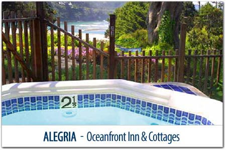 Alegria Inn - Mendocino Bed & Breakfast