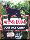 Click for more information on At Last Farm - Doggie Day Camp.