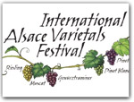 Click for more information on FEB 24-25 | International Alsace Varietals | White Wine Festival.