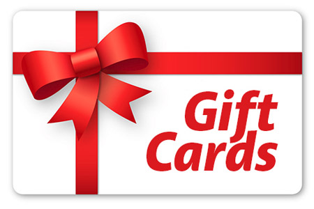 MENDOCINO GIFT CARDS FOR LESS