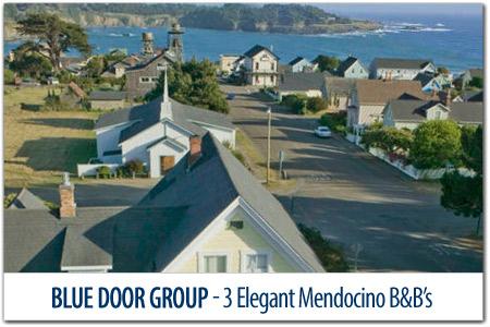 Blue Door Group Inns Of Mendocino