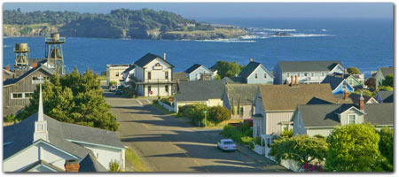 Blue Door Group Inns Of Mendocino