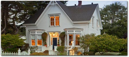 Click for more information on Blue Door Inn - Mendocino Bed & Breakfast.