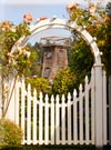 Click for more information on Blue Door Inn ~ MENDOCINO.