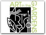 Click for more information on AUG 3 | ART in the GARDENS.