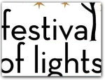 Click for more information on FESTIVAL of LIGHTS.