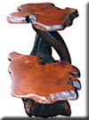 Click for more information on Mendocino Redwood Burl.