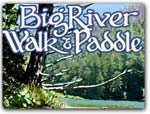 Click for more information on MAY 18 | Big River Walk & Paddle 	.