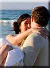 Click for more information on Beach Wedding at Little River Cove Cottages.