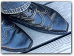 Click for more information on Mendocino Shoe Works.