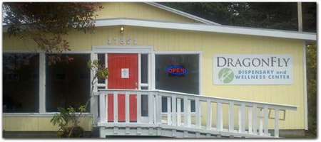 Click for more information on Dragonfly Wellness Center in Fort Bragg.