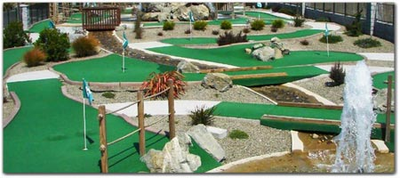 Emerald Mini Golf