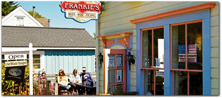 Click for more information on Frankie\'s Ice Cream & Pizza.