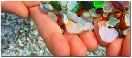 GLASS BEACH ~ FORT BRAGG