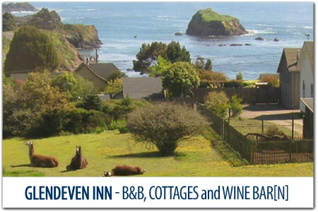 Glendeven Inn Mendocino - Bed & Breakfast Inn