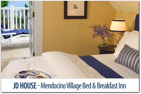 JD House - Mendocino  B&B