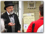 Click for more information on HISTORIC WALKING TOURS.