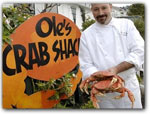 Click for more information on Crab Feed at Little River Inn.