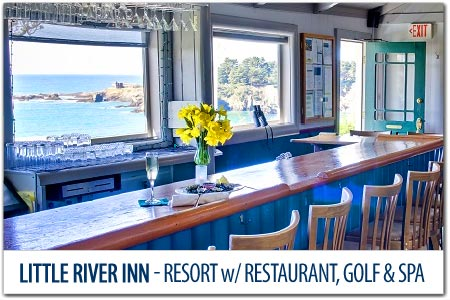 Little River Inn restaurant