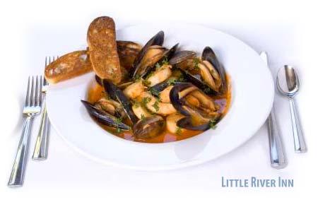 Little River Inn Restaurant And Bar