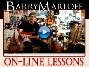Barry Marloff ~ Guitar Teacher