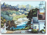 Click for more information on Mendocino Artists.