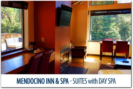 Mendocino Lodging Hotels Bed And Breakfasts Vacation