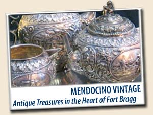 MENDOCINO VINTAGE ~ Antiques & Jewelry