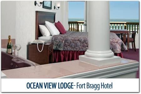 Ocean View Lodge Fort Bragg