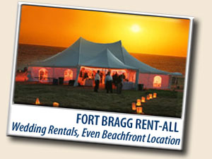 Fort Bragg Rent All and Party Works