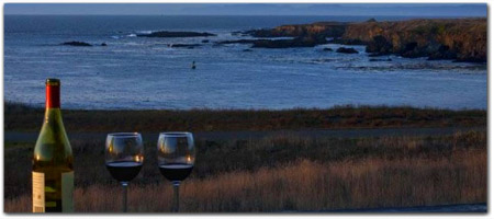 Click for more information on Vacation Rental Homes on Mendocino Coast.