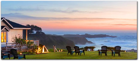 Mendocino Vacation Rentals Mendocino Coast Beach Rentals Cottages