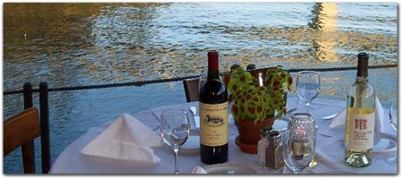 Click for more information on Dinner at Silver\'s at the Wharf Restaurant.