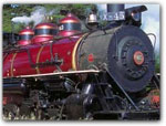 Click for more information on RIDE THE SKUNK TRAIN.