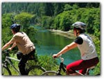 Click for more information on Bike Rentals at Catch a Canoe.