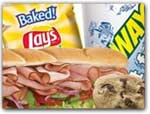 Click for more information on Subway Subs.