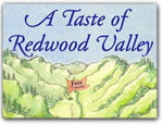 Click for more information on A TASTE OF REDWOOD VALLEY.