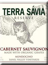 Click for more information on Terra Savia Cabernet Sauvignon.