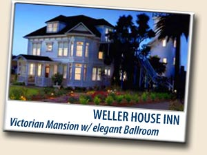 Weddings at the Weller House Inn