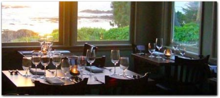 Fine Dining In Mendocino Romantic Places To Eat